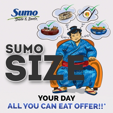 Sumo Size Your Day