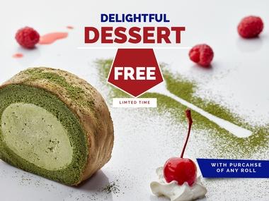 Free Delightful Desserts