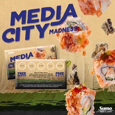 Media City Madness
