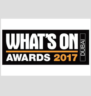 What's On Dubai Awards 2017
