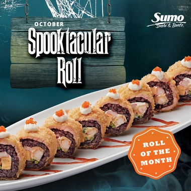 Spooktacular Roll