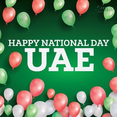 Happy 47th National Day UAE!