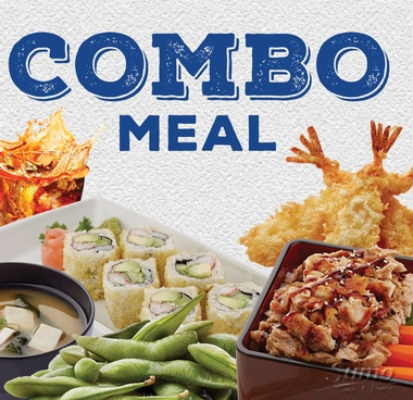 Combo Meal for only 5.00 BD!