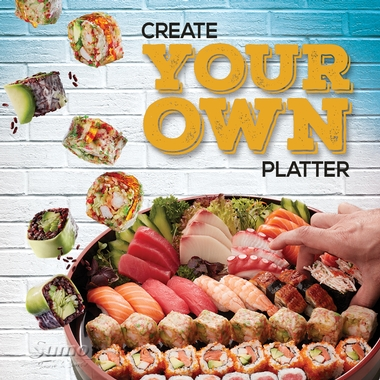Oman: Create Your Own Platter