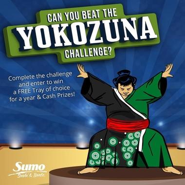 Yokozuna Challenge 2019