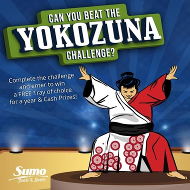 2019 Yokozuna Challenge Bahrain