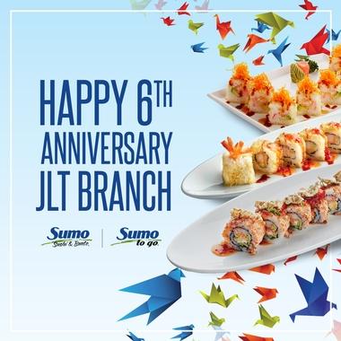 It's JLT's 6th Anniversary!!!