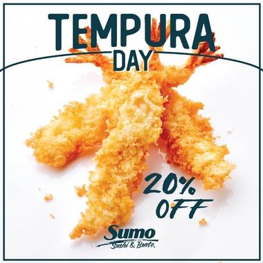 International Tempura Day