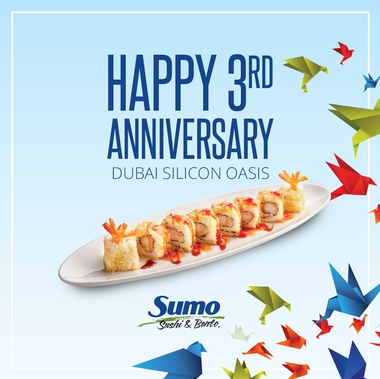 Silicon Oasis 3rd Anniversary