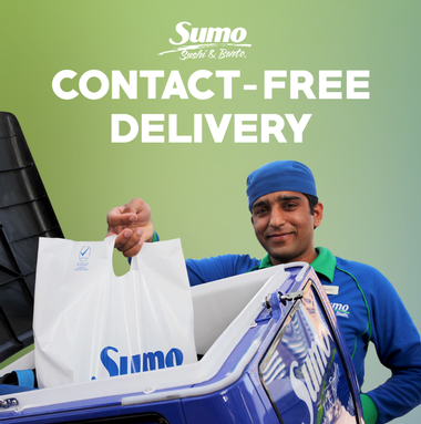 Contact-Free Delivery
